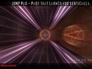 JUMP PAD image - David Hunter mod for Quake III Arena - Mod DB