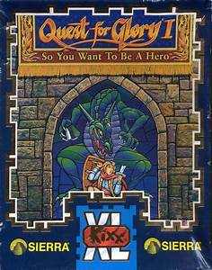 Quest for Glory I: So You Want To Be A Hero — StrategyWiki ...