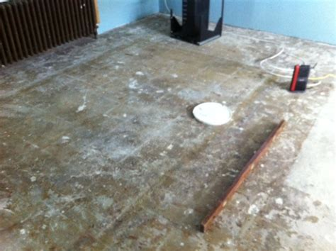 tiling basement floor flooring diy chatroom home