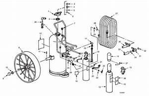 Wheeled Fire Extinguisher Parts