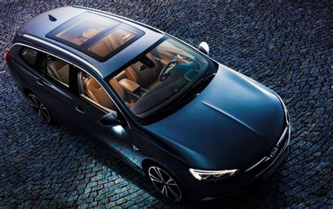 Opel Insignia Sports Tourer 2018 Wallpapers