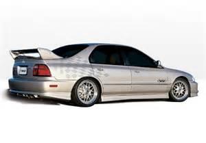 1994 honda accord coupe 96 97 honda accord 2dr touring style wings kit
