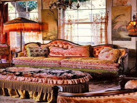 Porch Sofas, Bohemian Living Room Design Ideas Gypsy Decor