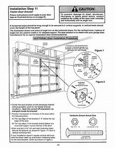 Page 24 Of Craftsman Garage Door Opener 139 53660srt1 User