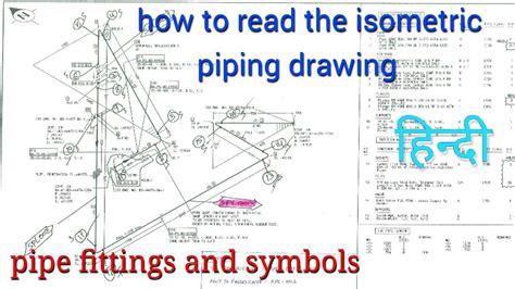 Isometric Piping Symbols Pdf