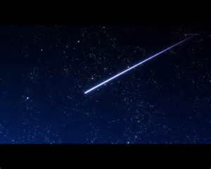 Animated Shooting Stars
