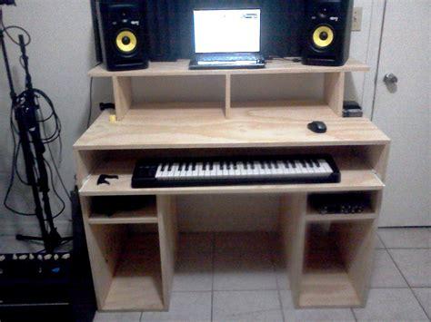 building a studio my diy recording studio desk gearslutz pro audio community