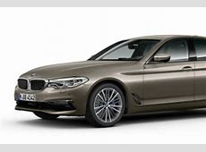 BMW 5er G30 Visualizer zeigt Farben und AusstattungsLines