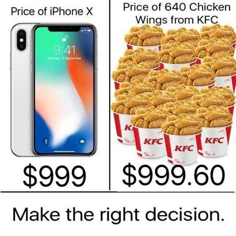 Iphone X Memes - 11 things you could buy for 999 instead of the iphone x