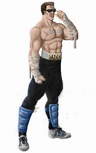 Johnny Cage - Mortal Kombat | johnny cage | Pinterest ...