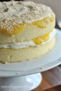 Homemade Lemon Cake Recipe