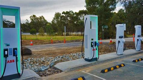 Start-up Chargefox Is Building Australia's Biggest