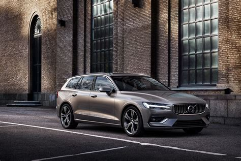 The 2019 Volvo V60 Wagon Is A Game Changer • Gear Patrol