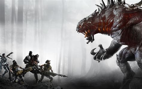 evolve  game wallpapers hd wallpapers id