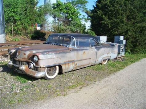 Sell Used 1954 Cadillac Coupe Deville In Hatfield