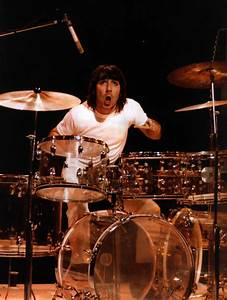 1970-1971 Zickos Drums | Keith Moon's Drumkits | Whotabs