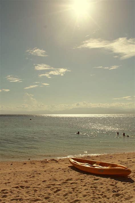 At Basdaku Beach Resort Moalboal Cebu Philippines