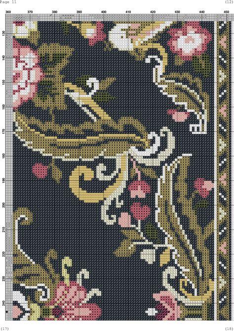 tappeti a punto croce pin di ludo su rugs needle point