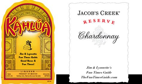 personalized liquor labels  holiday  party guide