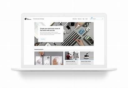 Websites Ecommerce Development Laptop Propeller Agency Minttwist