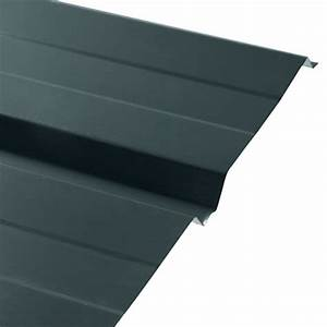 Plaque Ondulée Pour Toiture : plaque nervur e acier galvanis pour toiture toiture ~ Premium-room.com Idées de Décoration