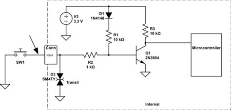 Automotive IO input protection design for ESD, transients ...
