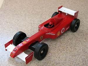pinewood derby 2008 michael schumacher39s formula 1 With formula 1 pinewood derby car template