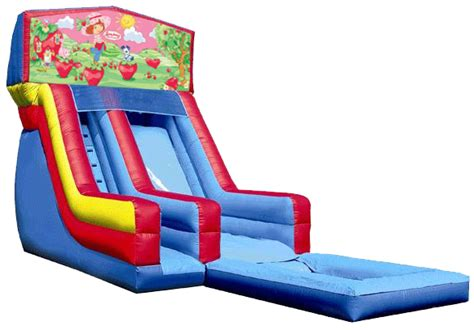 strawberry shortcake water  bounce house rentals  water  rentals  destin fort