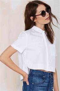 25 Crop Top Outfits To Rock Your Style This Spring u0026 Summer
