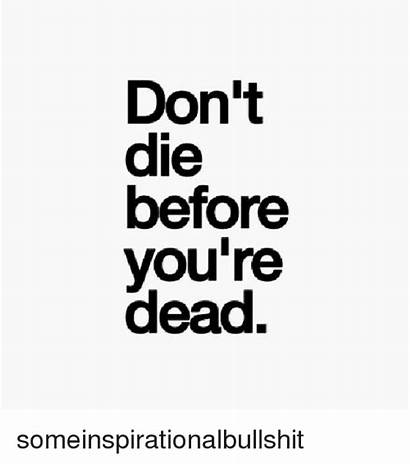 Dead Before