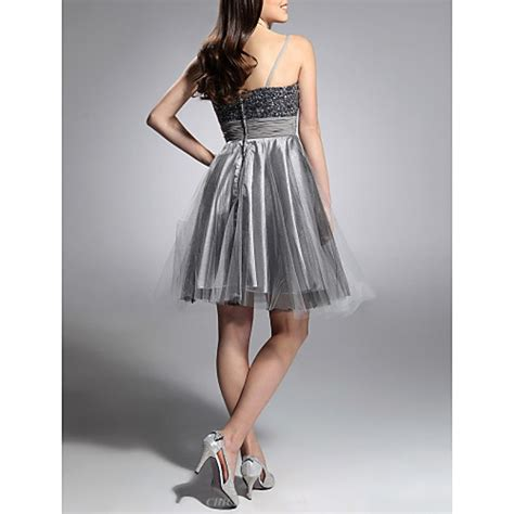 Cocktail Party / Prom / Sweet 16 / Holiday Dress - Silver ...