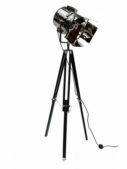 Tripod Lamp Spotlight Floor Studio Searchlight Theater