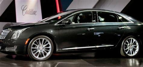 Cadillac Xts W20 Livery Sedan Rpo Central  Gm Authority
