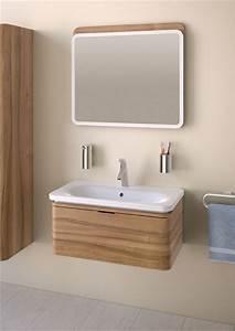 La salle de bains de style scandinave de vitra for Vitra meuble salle de bain