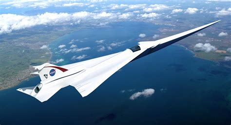Quick and quiet: Supersonic flight promises to hush the ...