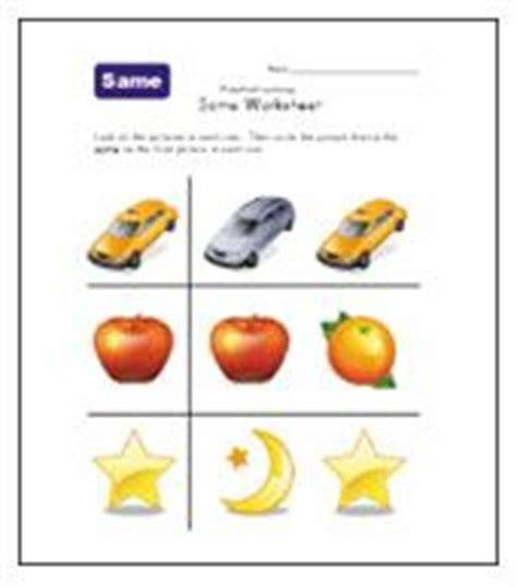 worksheets images learning