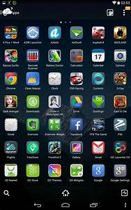GO launcher EX for Sony Xperia V – Free download soft for ...