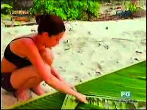 Survivor Philippines Celebrity Doubles Showdown 11/15/2011 ...