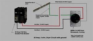 30 Amp Generator Plug Wiring Diagram
