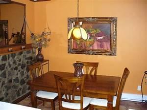 Peinture Salle A Manger : fiches bricolage peintures peindre une salle de restaurant ~ Dailycaller-alerts.com Idées de Décoration