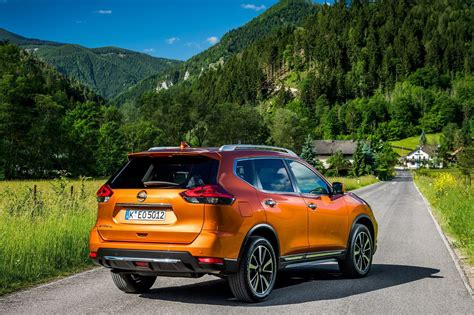 2018 Nissan X-trail-it's The First Stage On The Brand's