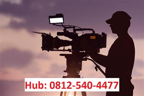 harga jasa video shooting murah  kalimantan tengah hub