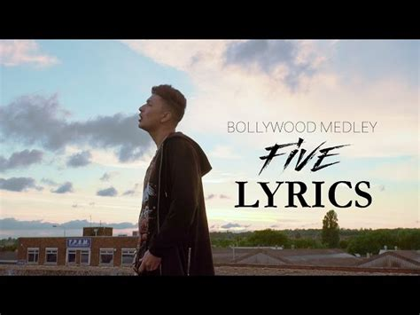 Zack Knight Bollywood Medley Pt 5 Lyrics Full Song 2017