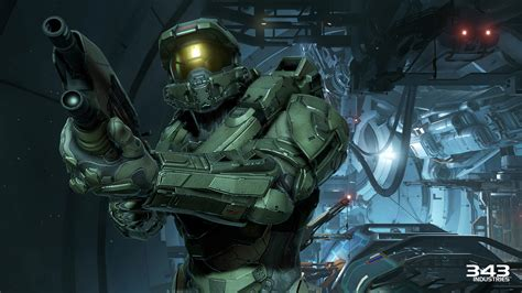 Updated Halo 5 Guardians Takes Master Chief And His