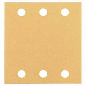 Bosch Orbital Sanding Sheet Wood  U0026 Paint