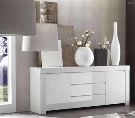 dressoir hoogglans wit wit hoogglans dressoir kopen aktie wonen nl