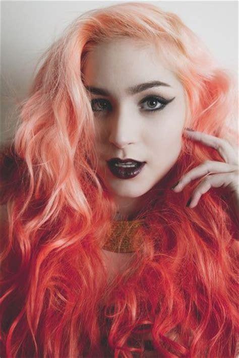 Orange Ombre Hair Hair Colors Ideas
