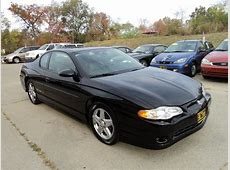 2004 Chevrolet Monte Carlo SS Supercharged for sale in