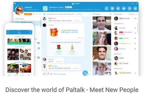 Extend your social network with paltalk by choosing from over 5000 public chat rooms with as many different topics. Paltalk Messenger Crack 1.13.88.32 2019 Free Download ...