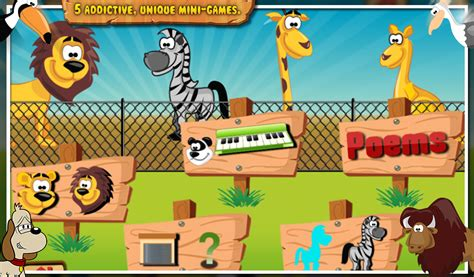 zoo animal game games app apps screenshots getjar